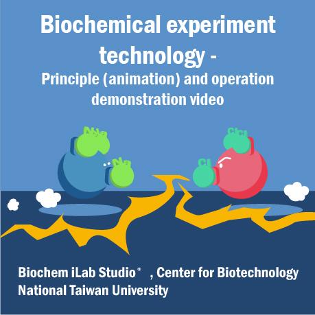 生化實驗技術:原理 (動畫) 與操作示範